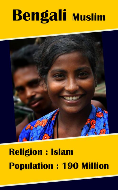 Bengali - Muslim